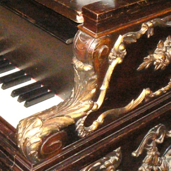 Steinway OR arm closeup opt